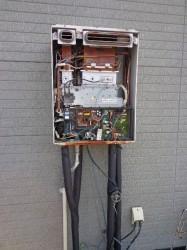 ノーリツ製ガス給湯器GT-2012SAW
