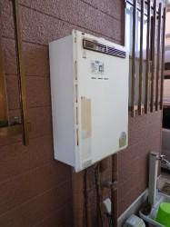 パーパス製ガス給湯器SP160SZR