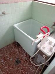 鋼鈑製浴槽