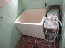 イナックス製FRP浴槽PB-803C(BF)/L11