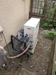ノーリツ製ガス給湯器GQR-2422SA
