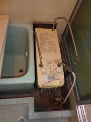 リンナイ製ガス給湯器RBF-133SDX