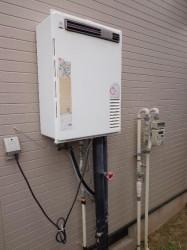 パーパス製ガス給湯器SP206SZR