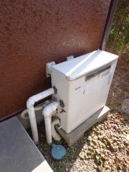 リンナイ製ガス給湯器RUF-2403SAG