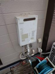 TOTO製ガス給湯器RGH16CM1