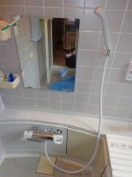 イナックス製シャワー水栓BE-HE145TSD