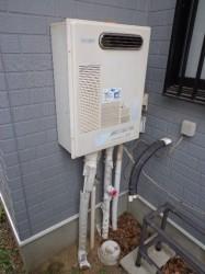TOTO製ガス給湯器RGE20BV1-S