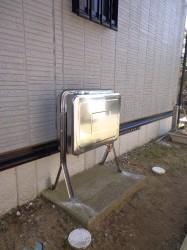 ノーリツ製灯油タンク