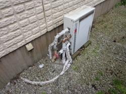 パーパス製ガス給湯器TP-FP160SR-2