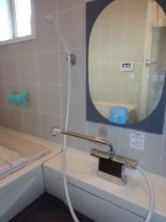 イナックス製シャワー水栓BE-B646TSD(300)-A85