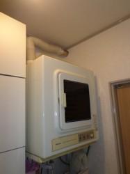 松下製ガス衣類乾燥機NH-G652