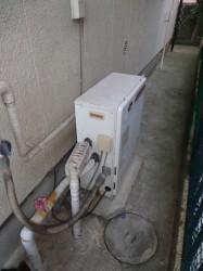 ノーリツ製ガス給湯器GRQ-2416SAX