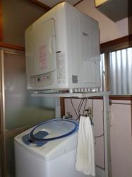 リンナイ製ガス衣類乾燥機RDT-50S