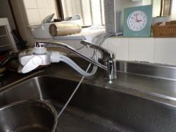 イナックス製キッチン水栓SF-HB420SYX