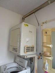 松下製ガス衣類乾燥機NH-G40A5