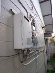 リンナイ製ガス給湯器RUX-1611WO-E