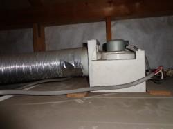 東芝製浴室換気扇