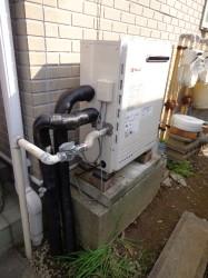 ノーリツ製ガス給湯器GT-2050AX-2