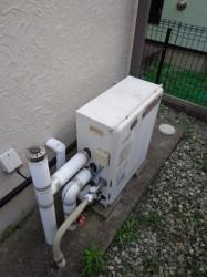 ノーリツ製ガス給湯器GT-2422SARX