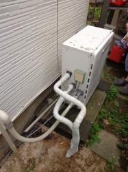 ノーリツ製ガス給湯器GRQ-2428SA