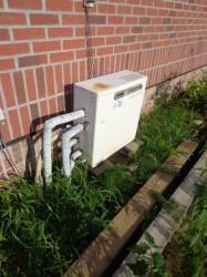 リンナイ製ガス給湯器RUF-V2400SAG