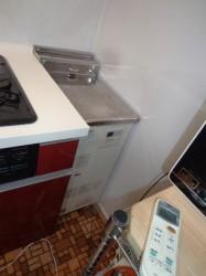 ノーリツ製ガス給湯器GBF-1611D