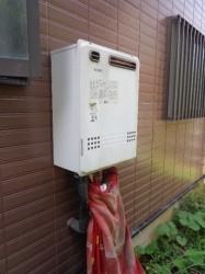 ノーリツ製ガス給湯器GT-2412SAW