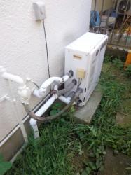 ノーリツ製ガス給湯器GT-2416ARX