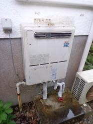 リンナイ製熱源機RVD-2001AW