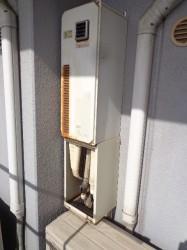 ガスター製ガス給湯器OURB-161DSA