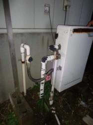 ノーリツ製ガス給湯器GRQ-243AX