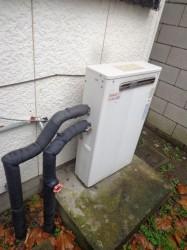リンナイ製ガス給湯器RFS-2005SA