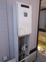 松下製ガス給湯器GJ-G20T1