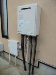 ノーリツ製ガス給湯器GT-2050SAWX-2