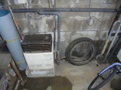 ノーリツ製ガス給湯器GSY-130D