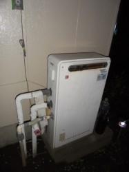 ノーリツ製ガス給湯器GRQ-1610AX