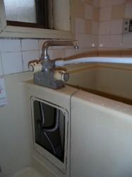 KVK製シャワー水栓
