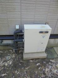 ナショナル製ガス給湯器OW-4MAH12