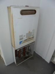 TOTO製ガス給湯器RGH160DB