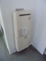 リンナイ製ガス給湯器RUJ-V1611W(A)