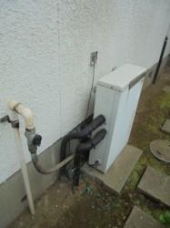 パーパス製ガス給湯器TP-816RFA-EA