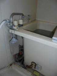 日立製ガス給湯器WF-802AT