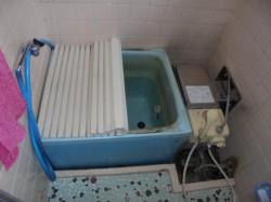 ノーリツ製ガス給湯器GBSQ-3S