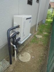 リンナイ製ガス給湯器RUF-A2003AG(A)