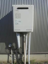 ノーリツ製ガス給湯器GT-2450SAWX