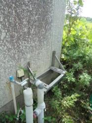 リンナイ製ガス給湯器