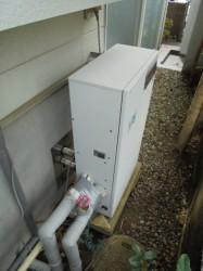 松下製ガス給湯器GU-16RAG