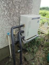 リンナイ製ガス給湯器RUF-A2003SAG(A)