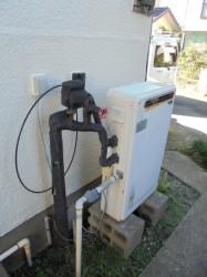 ノーリツ製ガス給湯器GRQ-161Z