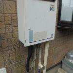 袖ヶ浦市でノーリツ製エコジョーズGT-C2462SAWXへ取替え。